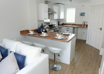 Thumbnail 2 bed semi-detached house for sale in Lyne Hill Lane, Penkridge, Stafford
