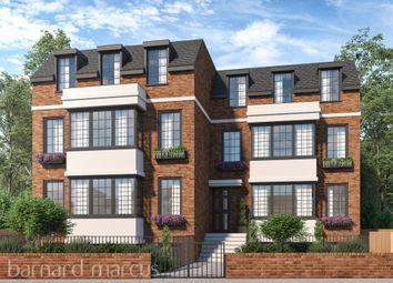 Thumbnail Flat for sale in Villiers Avenue, Surbiton