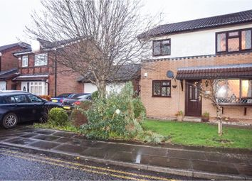 Thumbnail 2 bed maisonette for sale in Ashdown Close, Southport