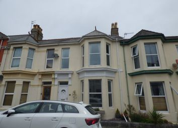 Thumbnail 3 bed property to rent in Knighton Road, Plymouth, Devon