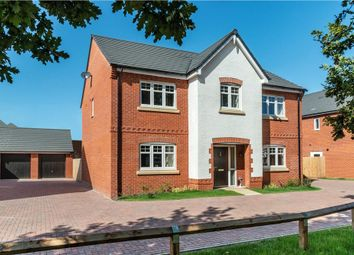 "Thumbnail 5 bedroom detached house for sale in ""Charlesworth"" at Estcourt Road, Gloucester"