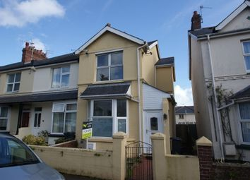 Thumbnail 2 bed end terrace house for sale in Collingwood Road, Paignton