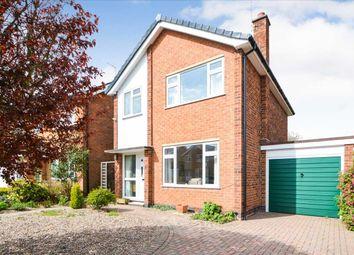 Thumbnail 3 bedroom detached house for sale in Walton Drive, Keyworth, Nottingham
