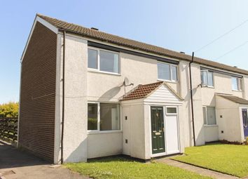 Thumbnail 3 bed terraced house to rent in Essex Close, Catterick Garrison