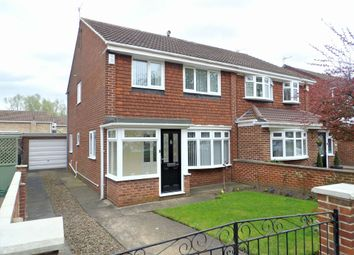 Thumbnail 3 bed semi-detached house for sale in Tarragon Way, South Shields
