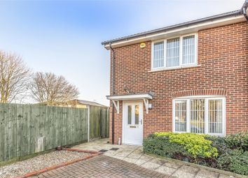 Thumbnail 2 bed semi-detached house for sale in Lake Close, March, Cambridgeshire