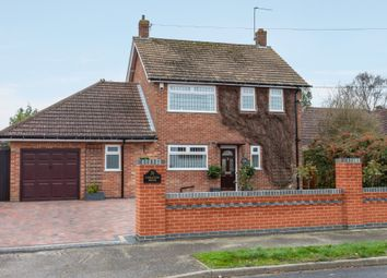 Thumbnail 3 bedroom detached house for sale in Borrow Road, Lowestoft