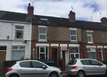Thumbnail 5 bedroom terraced house to rent in Ribble Road, Coventry
