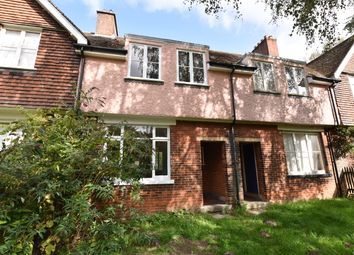 Thumbnail 3 bed terraced house to rent in Roudham Junction, Bridgham, Norwich