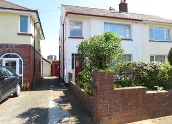 Thumbnail 4 bed property to rent in Kennerley Avenue, Exeter