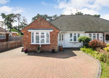 Thumbnail 3 bed semi-detached bungalow to rent in Roslyn Road, Woodley, Reading