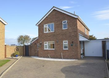 Thumbnail 3 bed detached house for sale in Conway Close, Felixstowe