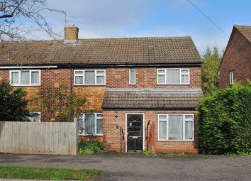 Thumbnail 4 bed semi-detached house for sale in Thornbera Road, Bishop's Stortford, Hertfordshire