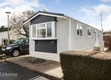 Thumbnail 2 bedroom mobile/park home for sale in Quarry Rock Gardens, Bath
