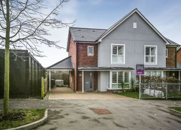 Thumbnail 3 bed semi-detached house for sale in The Avenue, Tunbridge Wells