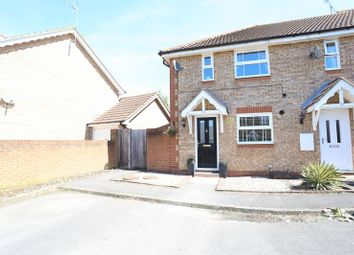 Thumbnail 2 bed end terrace house for sale in Donaldson Way, Woodley, Reading