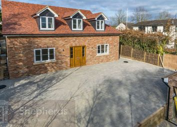 Thumbnail 4 bed detached house for sale in Hadham Road, Standon, Ware, Hertfordshire