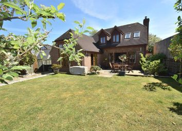 Thumbnail 4 bed detached house for sale in Park Road, Toddington, Dunstable