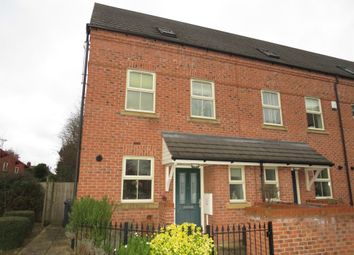 Thumbnail 3 bed town house for sale in The Pavilion, Lincoln