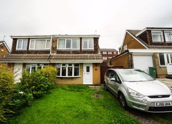 Thumbnail 3 bed semi-detached house to rent in Pennine Road, Horwich, Bolton