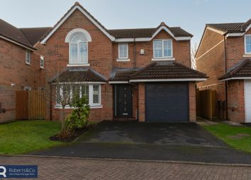 Thumbnail 4 bed detached house for sale in Townlea Close, Penwortham, Preston