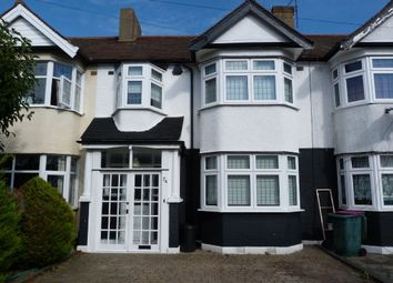 Thumbnail 3 bed terraced house for sale in Rosedene Gardens, Gants Hill