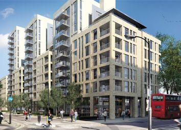 Thumbnail 3 bed flat for sale in Paddington Exchange, Hermitage Road, Paddington
