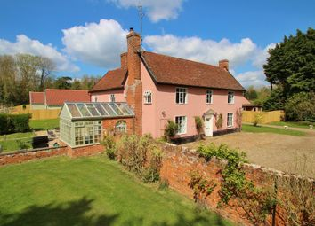 Thumbnail 5 bed detached house for sale in Creeting St Mary, Ipswich, Suffolk
