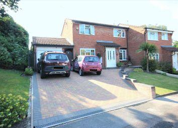 Thumbnail 3 bed semi-detached house for sale in Partridge Road, Dibden Purlieu, Southampton
