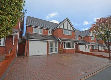 Thumbnail 6 bed detached house for sale in Brisbane Road, Smethwick
