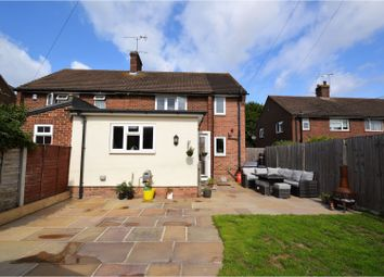 Thumbnail 3 bed semi-detached house for sale in Court View, Ingatestone