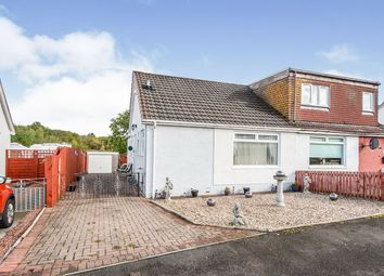 Thumbnail Bungalow for sale in Cherrytree Crescent, Larkhall, South Lanarkshire