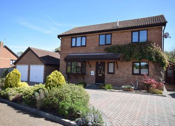 Thumbnail 4 bed detached house for sale in Brookfield Gardens, Ryde