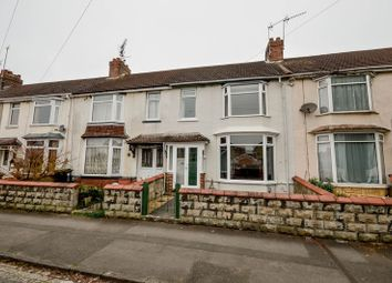 Thumbnail 3 bed terraced house for sale in Shrivenham Road, Swindon