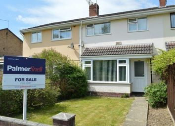 Thumbnail 4 bed terraced house for sale in Bearcross, Bournemouth, Dorset