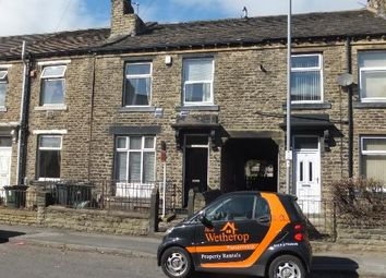 Thumbnail 2 bed terraced house to rent in Holme Lane, Tong, Bradford