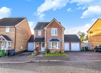 Thumbnail 3 bedroom link-detached house to rent in Thathcam, Berkshire