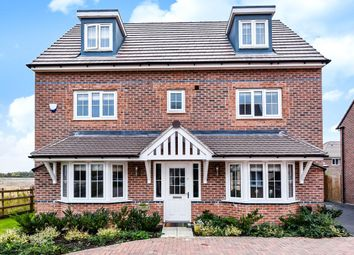 Thumbnail 5 bed detached house for sale in The Wickets, Bottesford