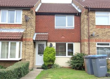 Thumbnail 2 bed terraced house to rent in Kiln Field, Felixstowe
