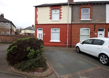 Thumbnail 2 bedroom end terrace house to rent in Cumberland Street, Latchford, Warrington, Cheshire