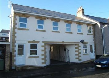 Thumbnail 2 bed flat to rent in Commercial Street, Pontypool