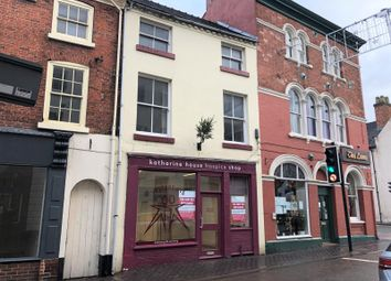 Thumbnail Retail premises to let in 13, High Street, Stone