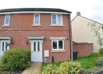 Thumbnail 2 bed semi-detached house for sale in Sherbourne Drive, Old Sarum, Salisbury