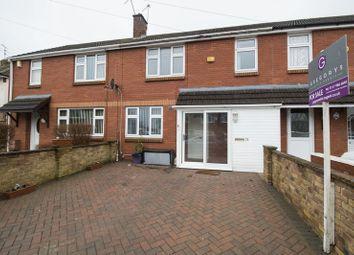 Thumbnail 3 bed terraced house for sale in Dunster Road, Keynsham, Bristol