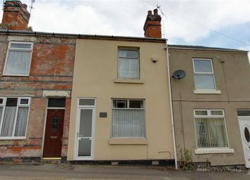 Thumbnail 2 bedroom terraced house to rent in Cromwell Street, Mansfield