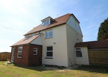 Thumbnail 4 bed detached house for sale in Battle Road, Dallington, Heathfield