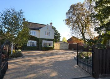 Thumbnail 4 bed detached house for sale in Maycroft - Cotes Road, Barrow Upon Soar, Leicestershire