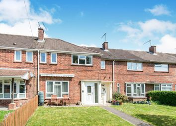 Thumbnail 3 bed terraced house for sale in Bere Hill Crescent, Andover