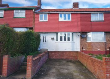 3 bed terraced house for sale in Copperfield Road, Rochester ME1