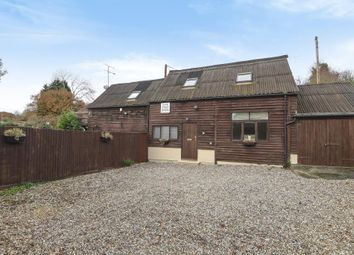 Thumbnail 2 bed detached house for sale in The Old Barn, Woolhampton Hill, Woolhampton